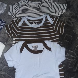 Huge lot of baby clothes
